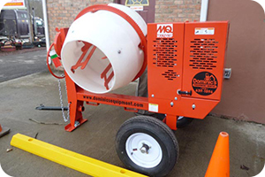 Concrete Mixer Description Link