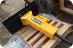 Skidsteer breaker attachment description link