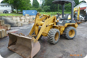 TCM E 806 Wheel Loader Description Link