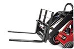 Toro dingo material forks attachment description link