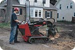 Toro dingo stump grinder attachment description link